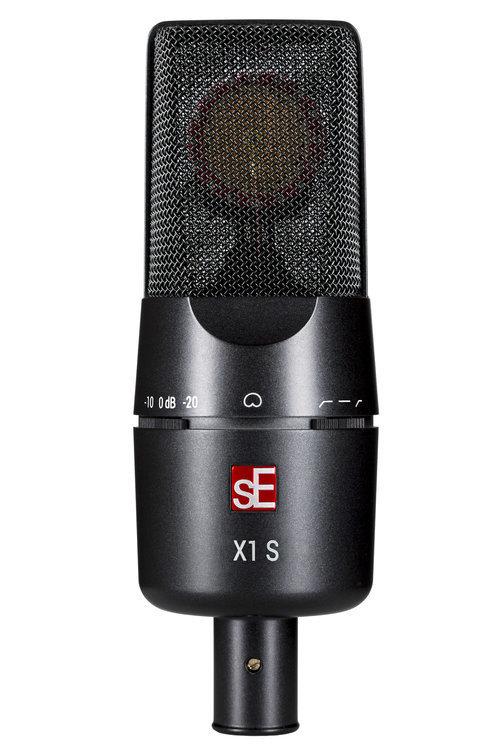 sE Electronics X1S large diaphram microphone