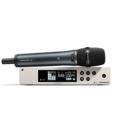 Sennheiser EW 100 G4-835-S 無線手咪系統