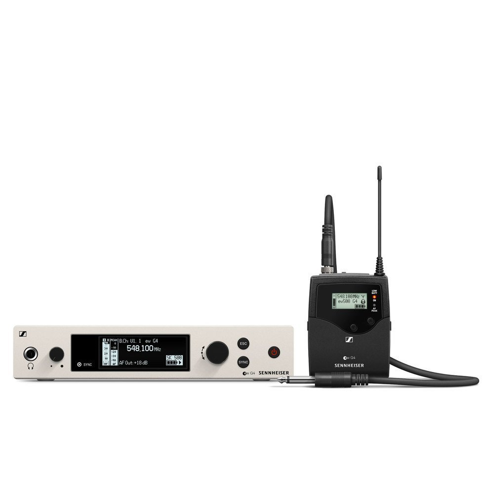Sennheiser EW 500 G4-Ci1 wireless instrument set