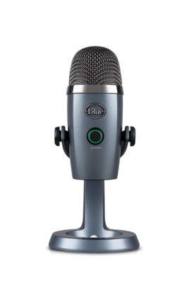 BLUE YETI NANO (usb microphone for recording and streaming)
