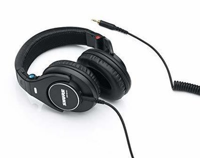 Shure SRH840 錄音室監聽耳機