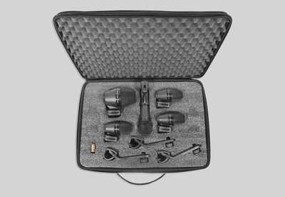 Shure PGADRUMKIT5 Drum Microphone Kit