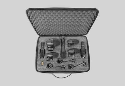 Shure PGADRUMKIT7 Drum Microphone Kit