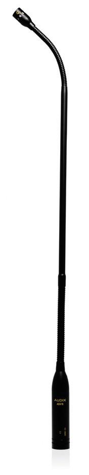 Audix ADX15HC (miniature gooseneck condenser microphone)