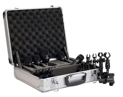 【3月優惠】Audix FP7 (7件 鼓咪套裝)