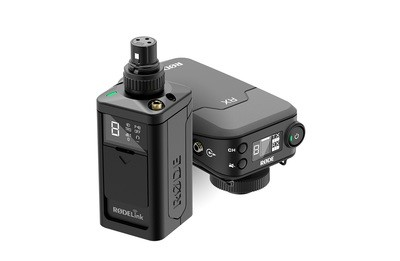 RØDELink Newsshooter Kit (Digital Wireless System for News Gathering and Reporting)