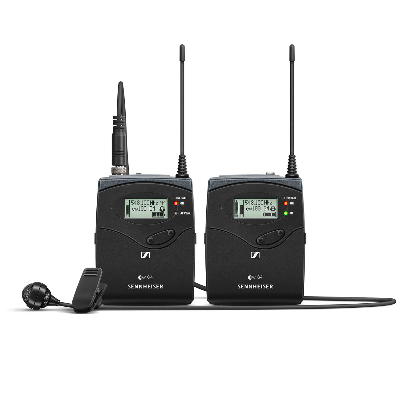 Sennheiser EW 122P G4 wireless filmaking microphone
