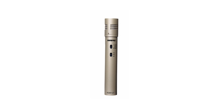 Shure KSM137 Instrument Microphone
