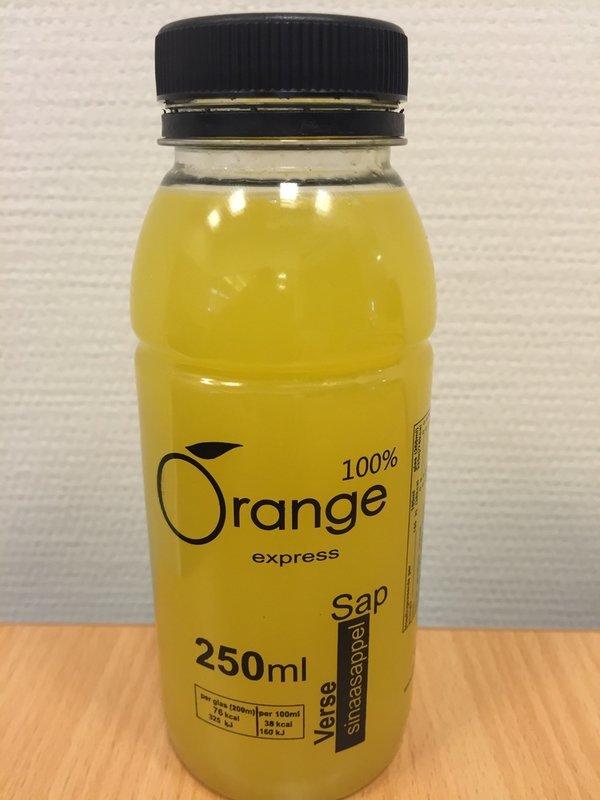 Flessen 250 ml