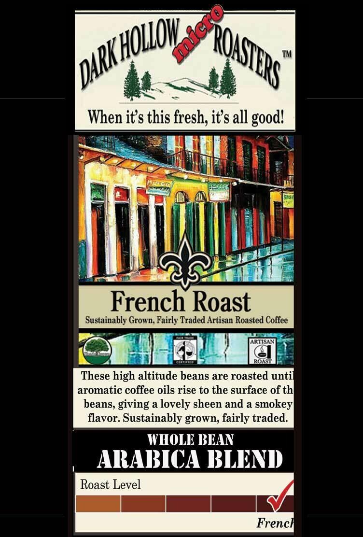 French Roast 1 Pound Bag