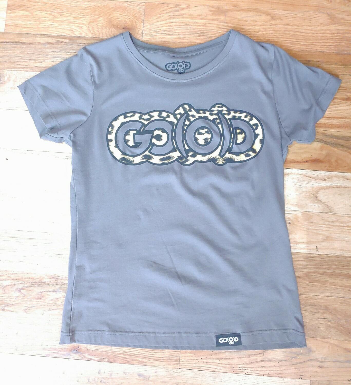 GO(O)D Leopard-gray