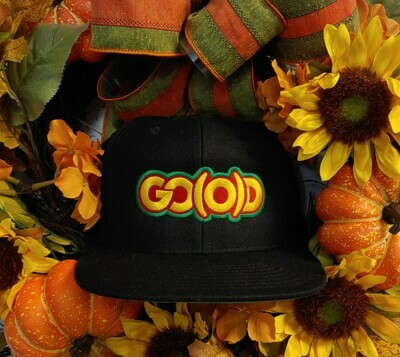 Limited Collection Black History Inspired Snapback-black/yellow/red/green
