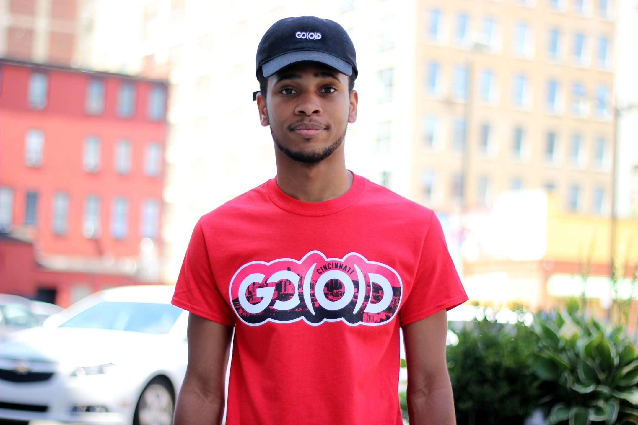 GO(O)D City tee-Cincinnati-red 00131