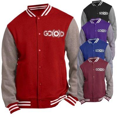 GO(O)D Varsity Jacket - Men's