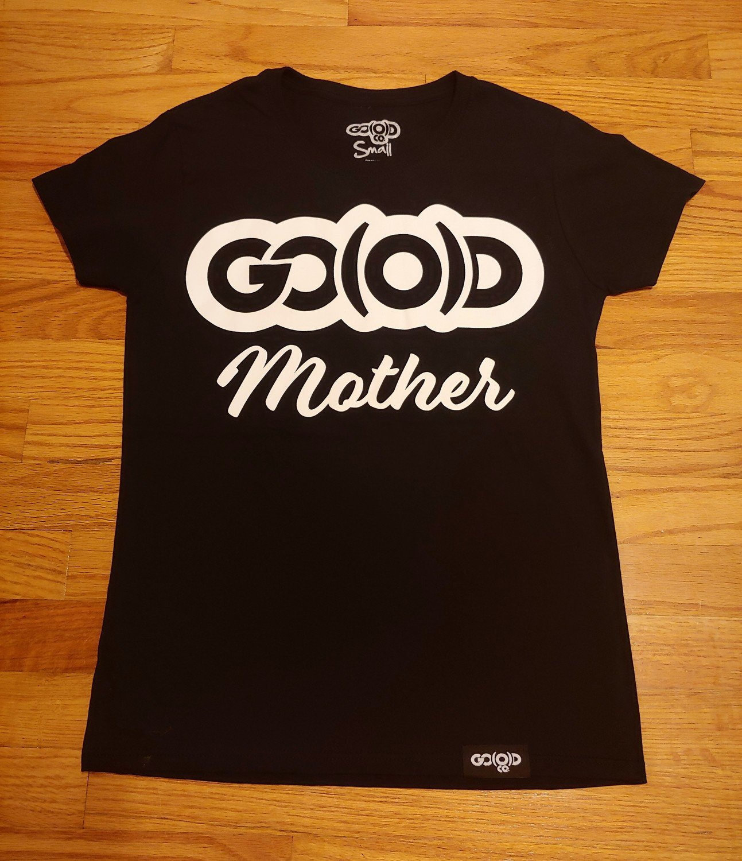 GO(O)D Mother tee-black