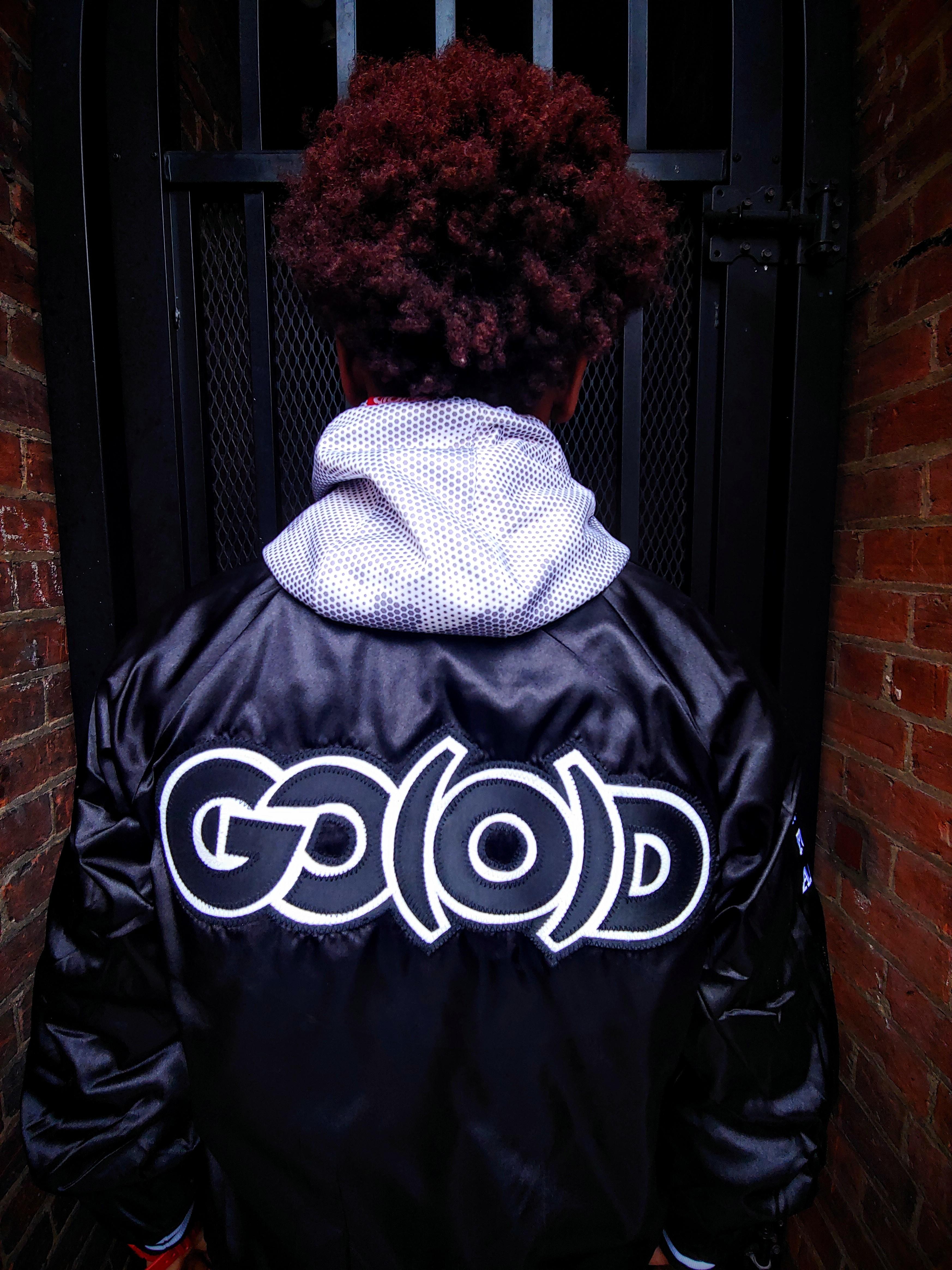 Dual Logo Throwback Jackets
