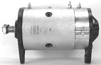 Dynastarter / Rot Høyre - 0,6 kw / 12 volt / 11 Ampere