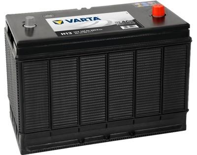 VARTA Promotive Black Batteri 12V 102AH 680CCA (330x172x220/240mm) +midtstilt H13