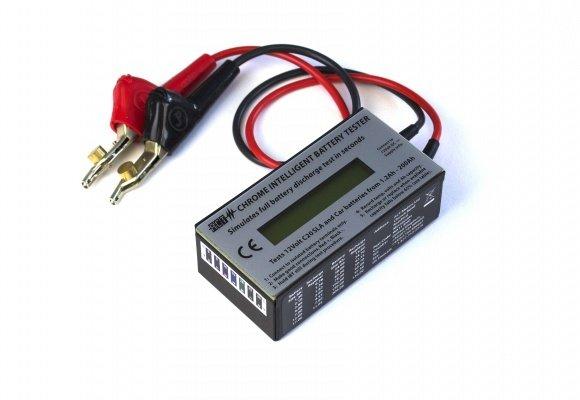 ACT Batteritester / Kapasitetstester Elektronisk 12V