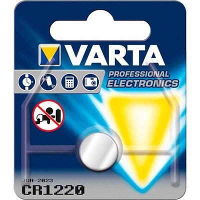 VARTA Lithium CR1220 3V 1-Pakning