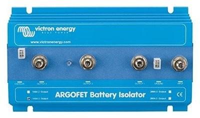 VICTRON Argofet 100-2 Skillerele 100A til 2-batterier