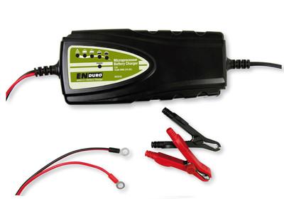 PROUSER Elektronisk Batterilader 12V 10A
