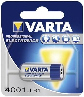 VARTA LR1 1,5V 1-Pakning