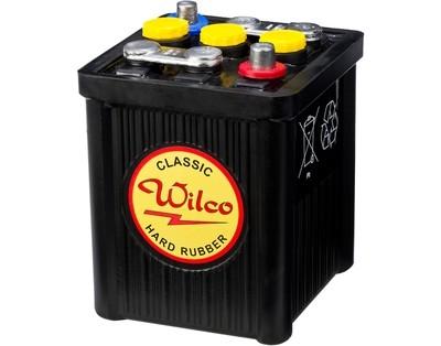 Wilco HR Classic 6V 56Ah 250CCA (170x175x225) +diagonalt