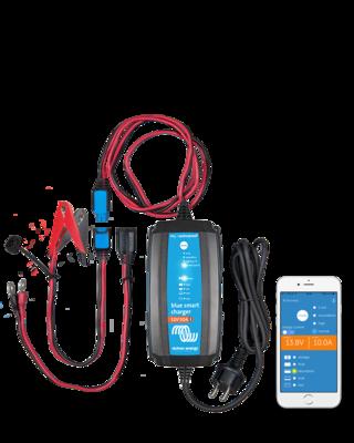 VICTRON Blue Smart IP65 Batterilader 12V 7A m/Bluetooth