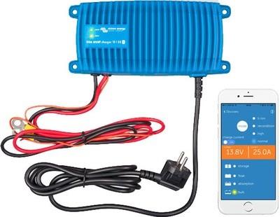 VICTRON Blue Smart IP67 Batterilader 12V 13A m/Bluetooth