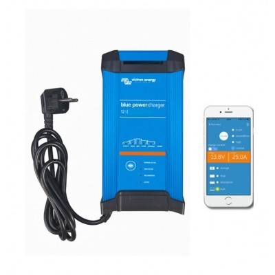 VICTRON Blue Smart IP22 Batterilader 12V 15A 1-kanal
