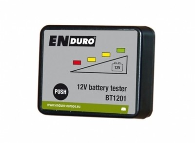 PROUSER Batteritester LED