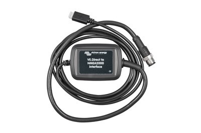 VICTRON VE.Direct til NMEA2000 interface