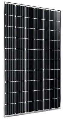WATTSTUNDE WS300M Solcellepanel Mono 300W