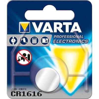 VARTA Lithium CR1616 3V 1-Pakning