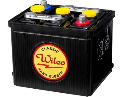 Wilco HR Classic 6V 77AH 360CCA (218x170x190) +diagonalt