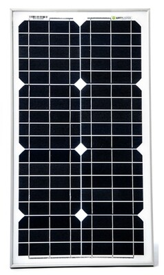 WATTSTUNDE WS30M Solcellepanel Mono 30W