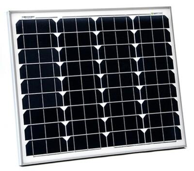 WATTSTUNDE WS10M Solcellepanel Mono 10W