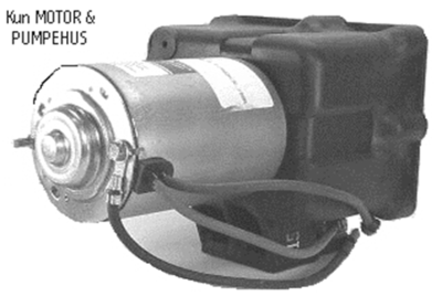 TILT/TRIM MOTOR V.P / MERCR./ BMW
