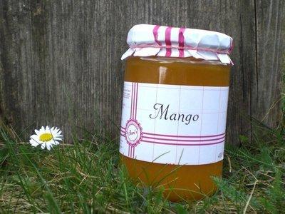 Mango Fruchtaufstrich