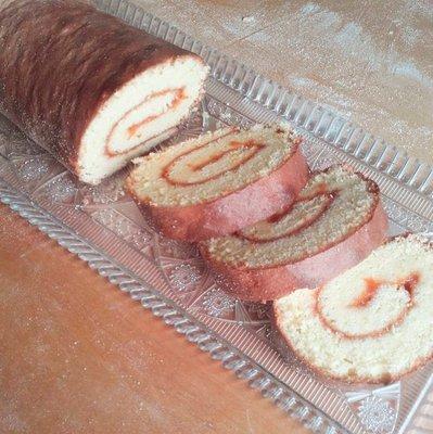 Biskuitroulade