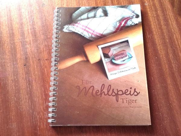 Backbuch für Mehlspeistiger