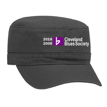 10 Year Anniversary Hat Black Hat-10-Black