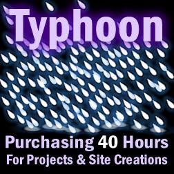 Typhoon Maintenance Package (40 Hours) 40-hr