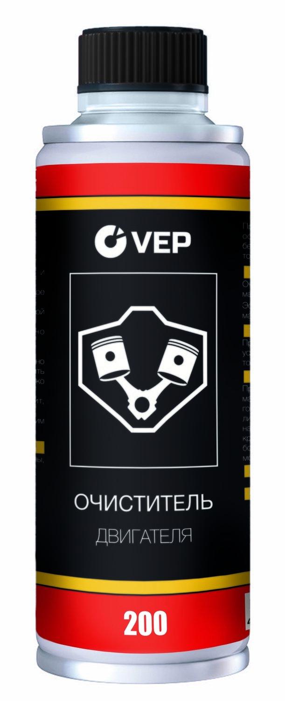 VEP Очиститель двигателя 200 мл