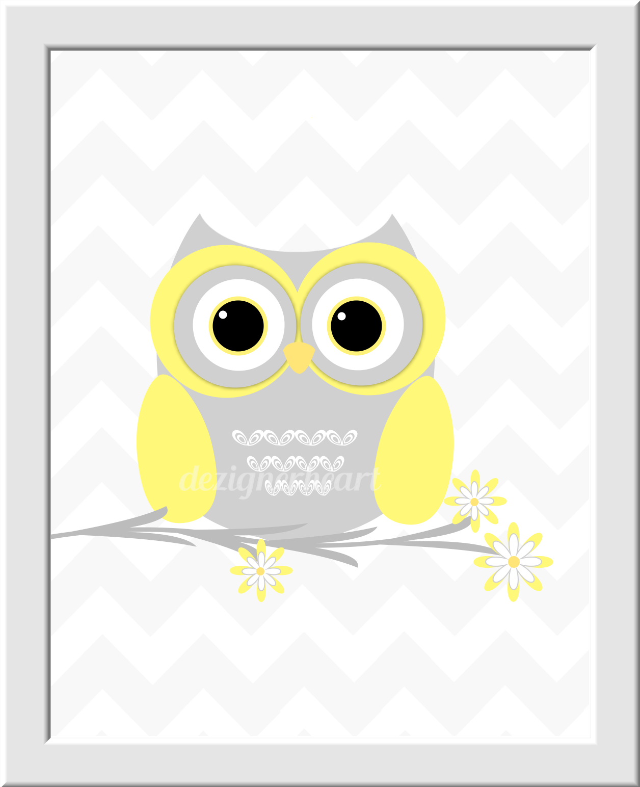 OWL Baby Nursery Wall Art Baby Boy Baby Girl You Are My Sunshine ...