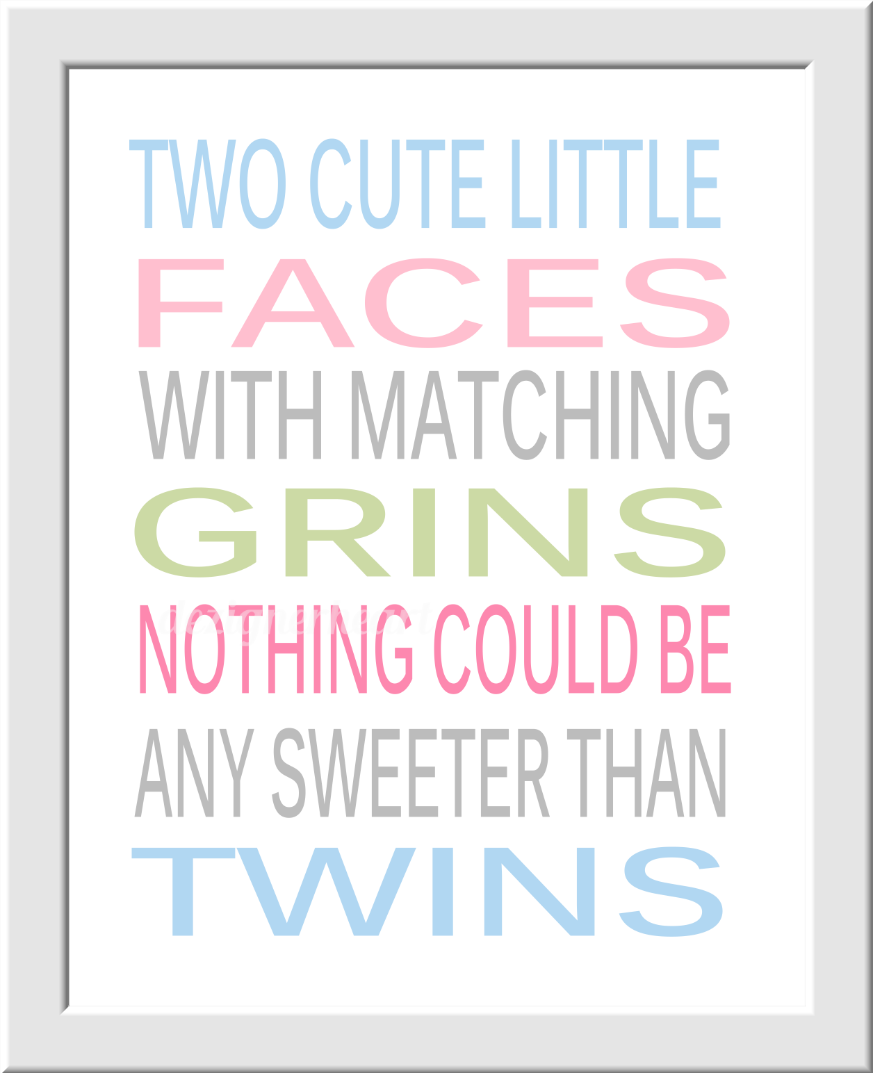 Twin Baby Girl Quotes: Twin Quotes Boy And Girl 90860