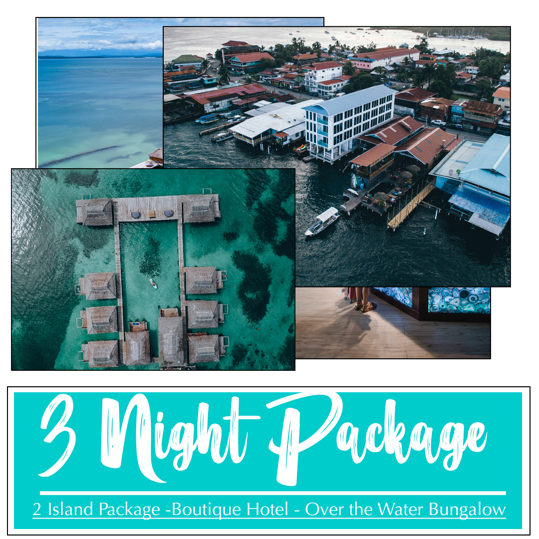3 Night <br> 2 Island Package 20036