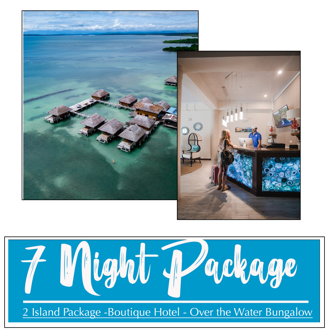 7 Night <br> 2 Island Package 20037