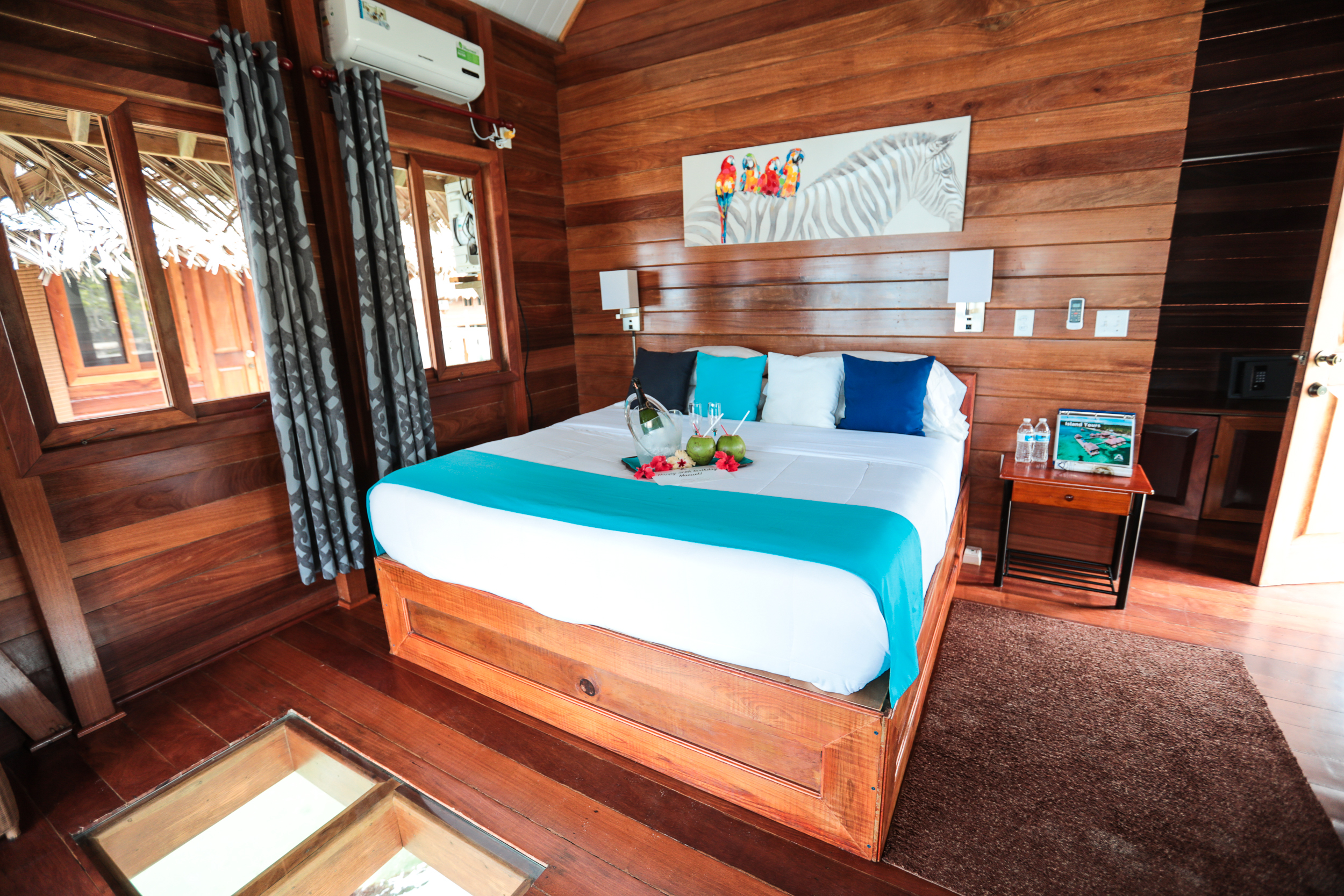 7 Night <br> 2 Island Package